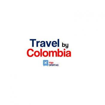 logo travel by colombia